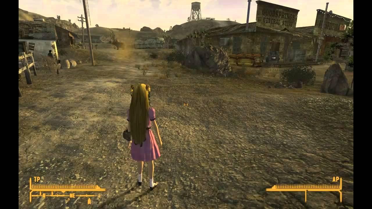 Скачать игру fallout 3 new vegas моды