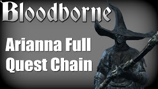 Bloodborne - Arianna Umbilical Cord Quest (Childhood