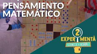 Pensamiento matemático | Experimenta, ciencia de niñ@s