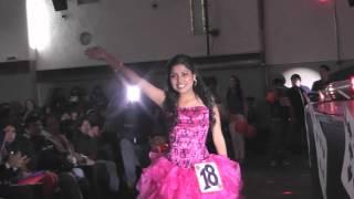 Elección Reina Colegio 1 de Palpalá - Jujuy