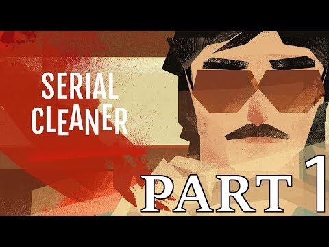 SERIAL CLEANER GAMEPLAY | I'M SO BAD AT MY JOB | PopTart Gamer |