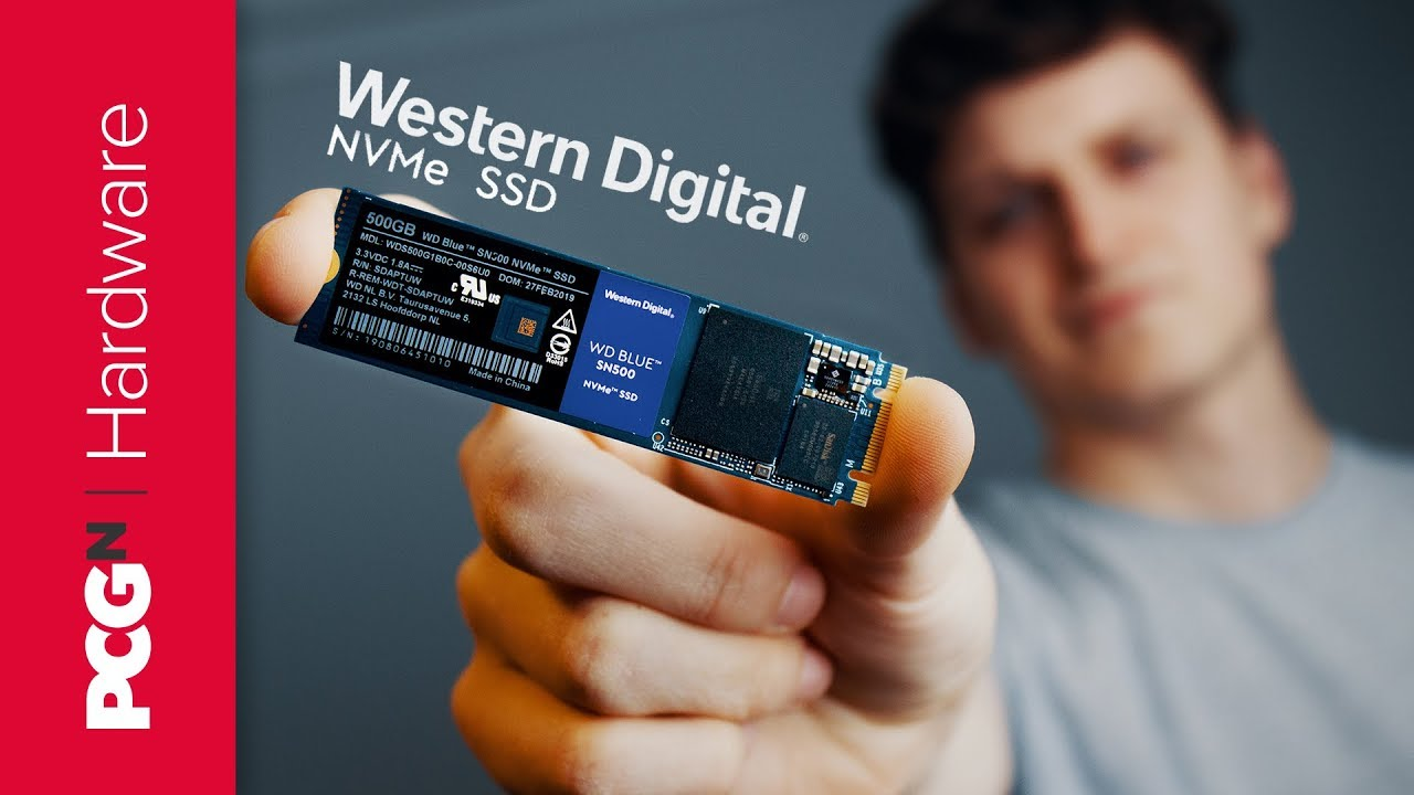 WD Blue SN500 NVMe SSD review: the end of SATA   PCGamesN