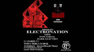 PROGRAMA ELECTRONATION [29] DEPECHE MODE EBM VERSIONS
