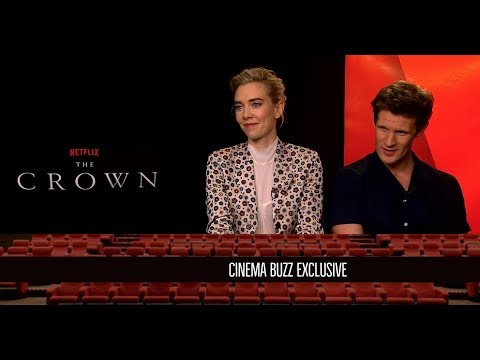 Vanessa Kirby & Matt Smith Talk about