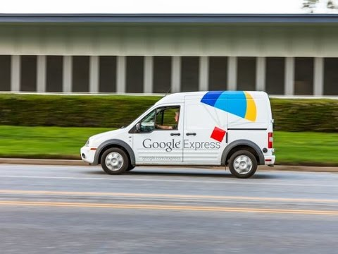 Google Express Delivery Service   Adds Fresh Grocery