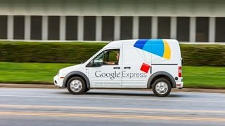 Google Express Delivery Service | Adds Fresh Grocery