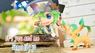 it's different - Pokemon U ft. Broderick Jones Lyric and Sub Espanol