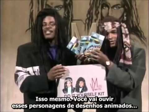 In living color milli vanilli [Legendado português] Damon wayans keenen avery