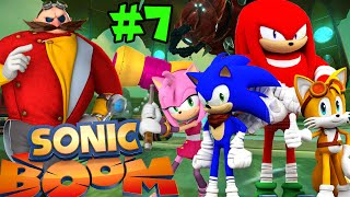ABM: Sonic Boom Walkthrough 7 Dr Eggman