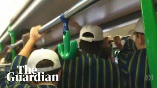 St Kevin's Students Filmed Singing Sexist Chant On Melbourne Tram