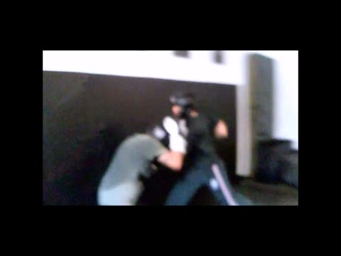Krav Maga - Fight Class - November 5, 2016 (Liver Shot)