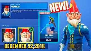 *NEW* Grimbles Skin! Fortnite Grind!