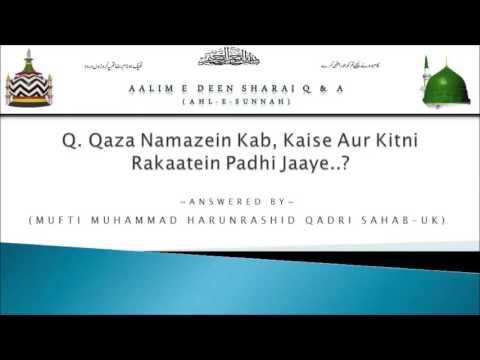 Repeat Fajar Ki Namaz Qaza Karna Kesa? Mufti Akmal Qtv by