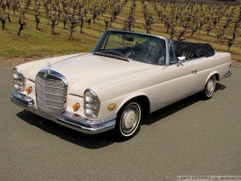 1969 mercedes benz 280se cabriolet for sale youtube for 1969 mercedes benz 280se