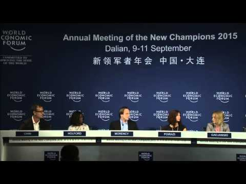 China 2015 - Briefing Session: Unexpected Discoveries - Young Scientists at AMNC
