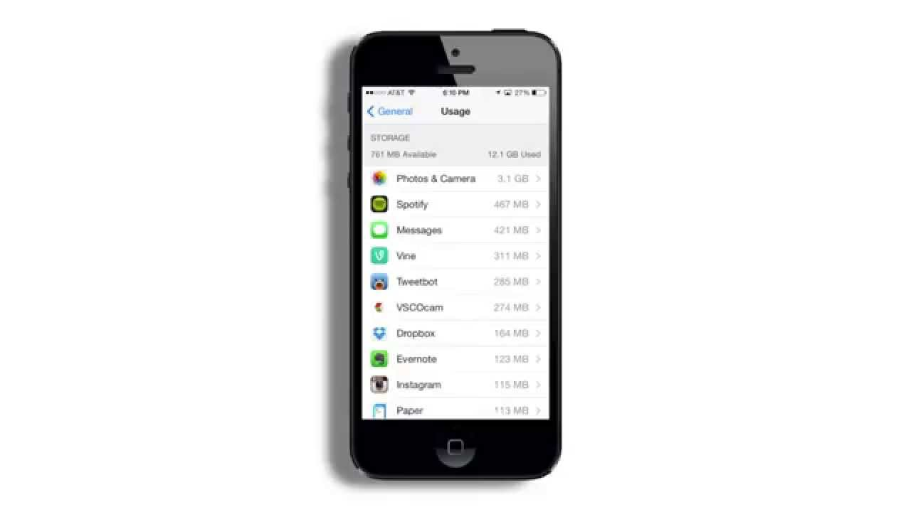 how to save memory on iphone how to save storage space iphone 1611