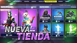 *JAPANESE SKINS AND NIEVE WOOD* FORTNITE STORE January 9