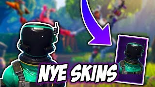 NEW SKINS IN FORTNITE!! -Danish Stream with Cille bags!