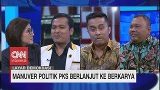Manuver Politik PKS Berlanjut Ke Berkarya #LayarDemokrasi