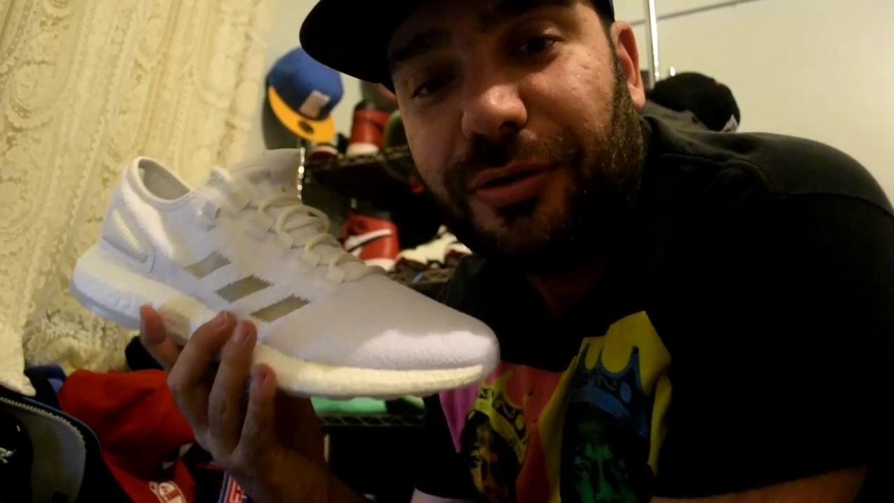 adidas Consortium Sneaker Exchange x Sneakerboy x Wish Pure