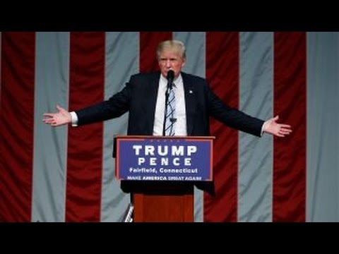Did a higher power help Donald Trump win the presidency?