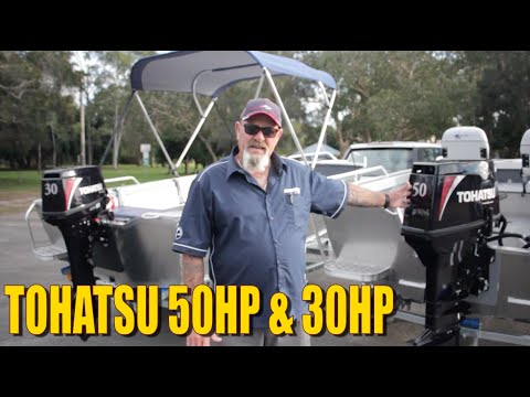 Tohatsu 50Hp and 30Hp Quintrex Renegade and Busta Review | Australia's best  Quintrex pricing
