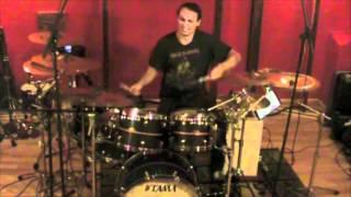 avenged sevenfold seize the day jerry sadowski drum cover
