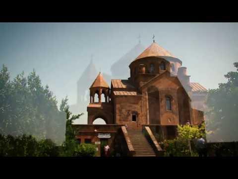 «Древние храмы Армении»