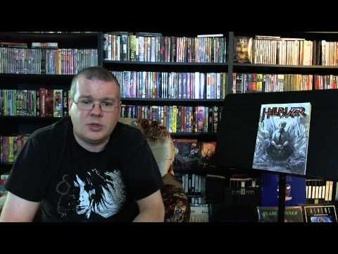 Entering the Dark Worlds of John Constantine: Hellblazer
