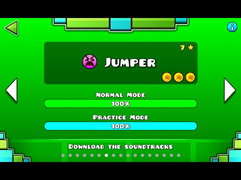 Geometry Dash - Jumper 100% Complete