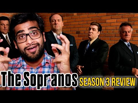 The Sopranos - Season 3 Review