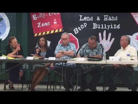 Guam Education Board split on superintendent decision
