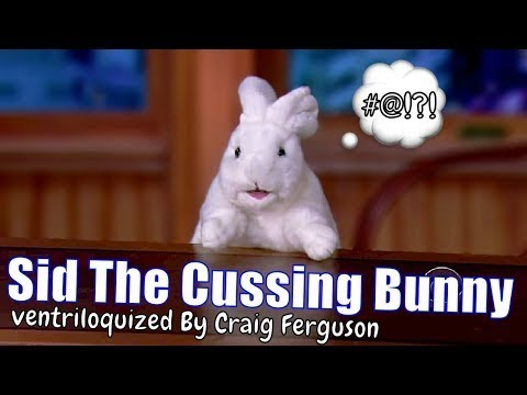 Sid ,The Cussing Bunny - Vol. 1 - All of 2010 In Chronological Order