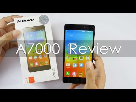 Lenovo A7000 Budget 4G Android Phone Review