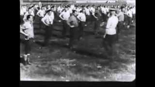 The Newfoundland Regiment Training In Britain 1915