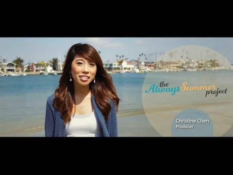 Christine Chen - Becoming a Producer, Wong Fu Productions