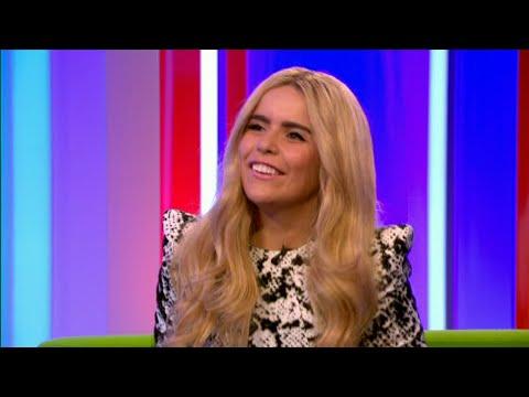 Paloma Faith the Voice UK  live show  interview 2016