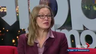 """Vivian Krause - """"the campaign against Alberta oil is not about the environment"""""""
