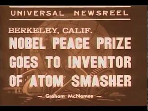 The Nobel Prize and its Impact on Ernest O. Lawrence