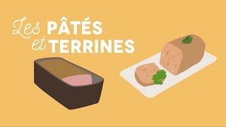 Terrines et pâtés - Les Carnets de Julie