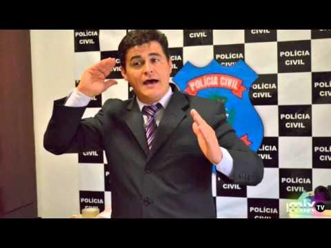 Entrevista com Delegado Dr. Eder Martins Caso : Thays Mendes e Guilherme Almeida