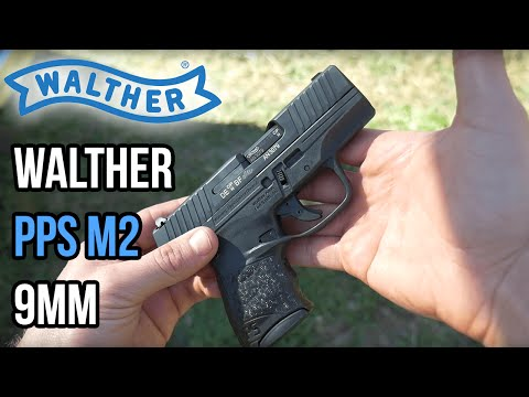 Walther PPS M2 9mm Review and Hands-On Glock 43 Comparison
