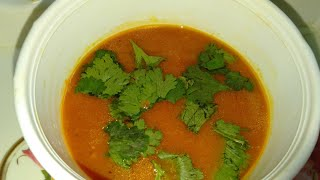 How to make a perfect tomato soup||Healthy and tasty Tomato soup||Yummy restaurant style tomato soup