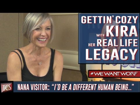 Nana Visitor: Inside Her Real Life Legacy - #WeWantWorf