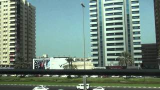 Dubai Metro - World Trade Centre to Burj Khalifa/Dubai Mall