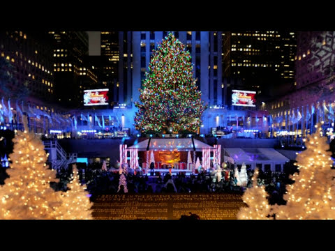 Best places to visit in nyc around christmas