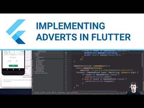 Adding admob adverts to Flutter applications – Joe Birch