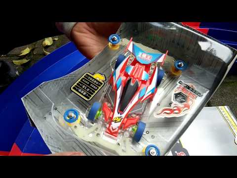 UNBOXING dan TEST RUN MINI 4WD MERK AODA pake baterey biasa