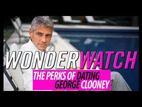 The Perks Of Dating George Clooney -- Wonderwatch For March 8, 2012