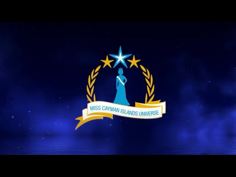 The Ministry of Tourism's Miss Cayman Islands Universe Pageant 2021